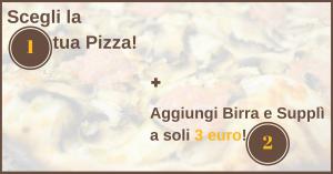 Menù per gli amanti della Birra