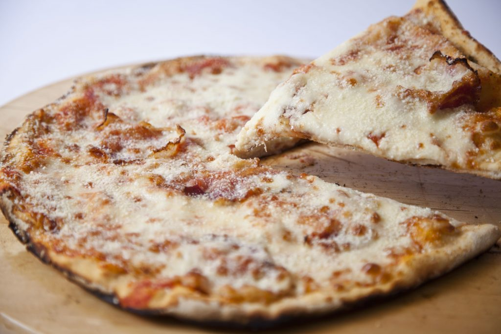Pizza Amatriciana mt pizza