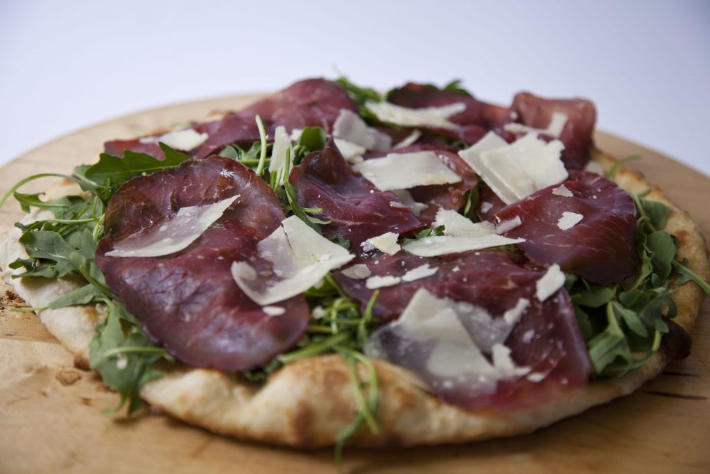 Bresaola MT PIZZA